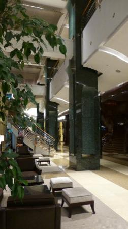 Oakwood Premier Coex Center: Lobby