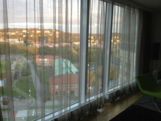 Scandic Hotel Opalen: A really nice view