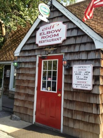 Cliff's Elbow Room