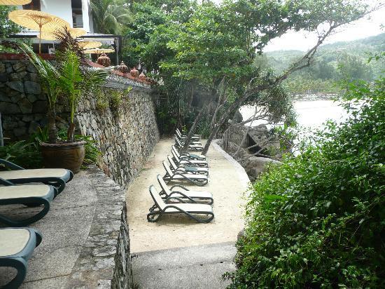 Mom Tri's Villa Royale: Terraces