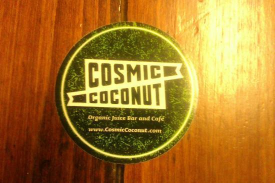 Cosmic Coconut