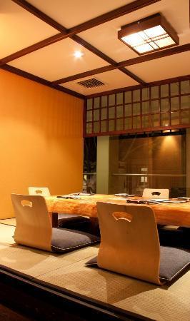 Shiki Japanese Restaurant: Japanese Tradintional Tatami Room