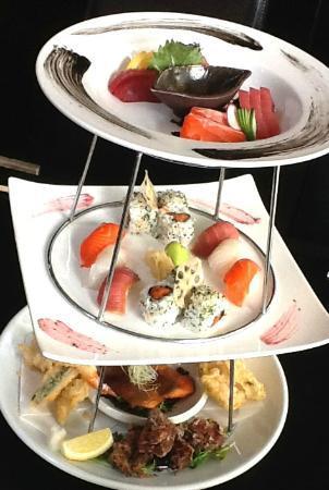 Shiki Japanese Restaurant: The Tower