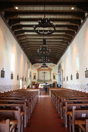 San Luis Obispo, CA: Inside