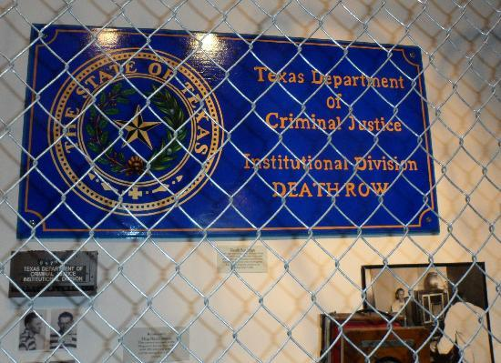 Texas Prison Museum: TDCJ