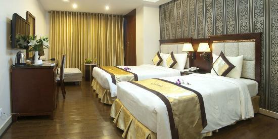 Signature Saigon Hotel : Junior suite with window