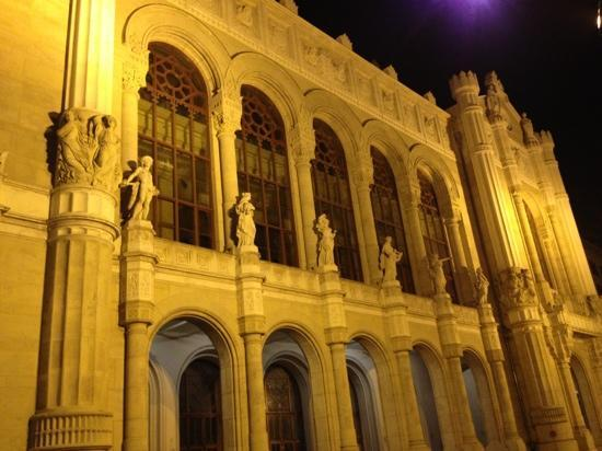 Vigado Concert Hall: Vigado