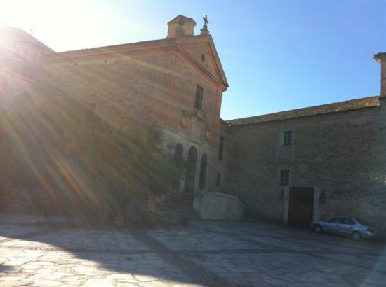 Hotel Palaterna: Convento del Carmen