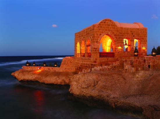 Movenpick Resort El Quseir: Top Of The Rock Bar