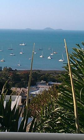 Whitsunday Reflections : View from the balcony
