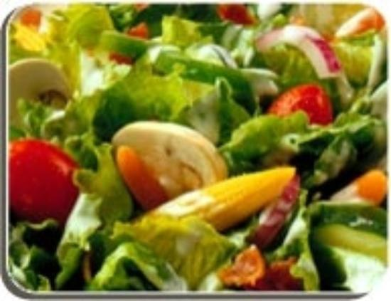 Round Table Pizza: Fresh Salad Bar with 30+ items daily!