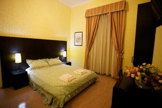 Inn Station Rome: Double room