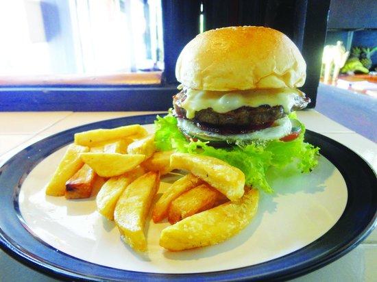 Nirwana Snack: The Famous Nirwana Burger ...
