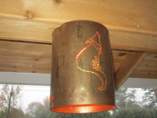 Coyote Roadhouse: Porch Light