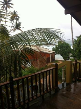 Dinu's Resort: sea view