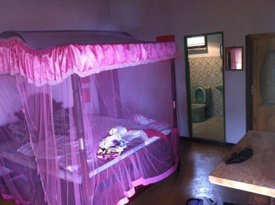Dinu's Resort: room
