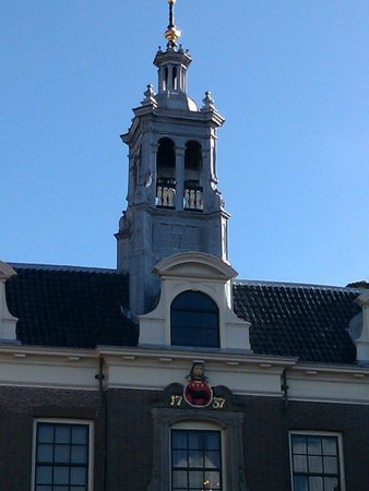 Edam, The Netherlands: The museum building is from the 18th century