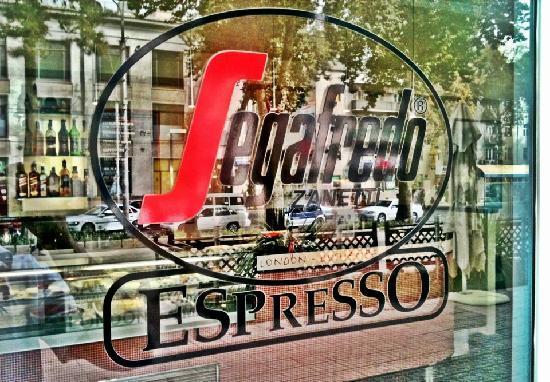 Segafredo Zanetti Espresso Dushanbe: Welcome to...!