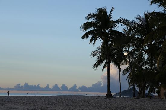 Huahin Loft Hotel: BEACH