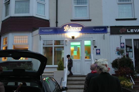 The Almar: the hotel