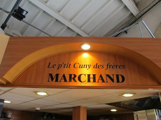 Nancy, France : Eat here; you won't be sorry