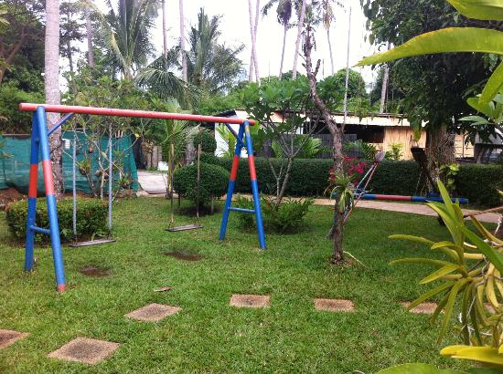 Lawana Resort: Playground.