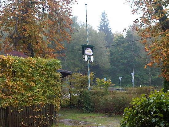 Landgasthof & Hotel Forstwirt: insegna