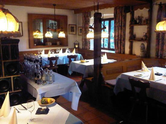 Landgasthof & Hotel Forstwirt: ristorante