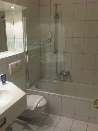 Landgasthof & Hotel Forstwirt: bagno