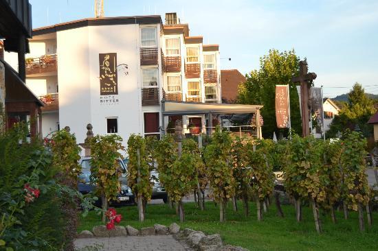 Hotel Ritter Durbach: Hotel Ritter