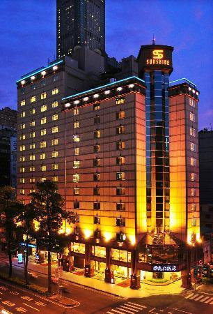 호텔 선샤인