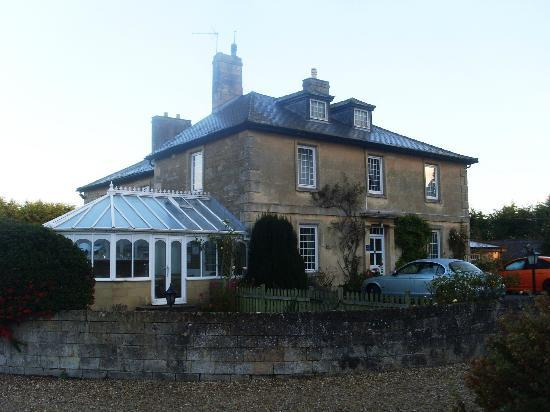 Widbrook Grange: main hotel