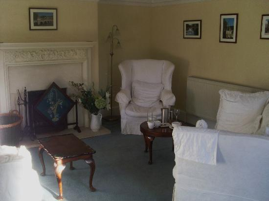 Widbrook Grange: one of the lounges