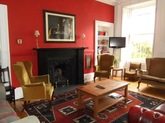 Emmaus House, Edinburgh SCIO : Sitting Room