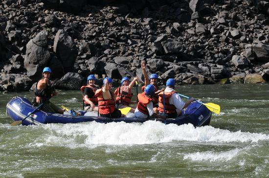 Zambezi Rafting Day Tours