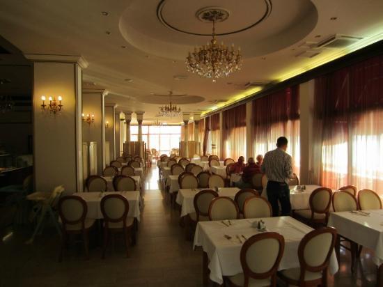 Hotel Jadran: Speisesaal