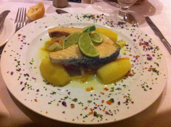 VIK Hotel Arena Blanca: restaurant italien