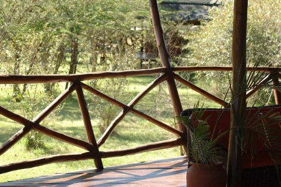 Olowuaru Keri Mara Camp: Peacefull atmosphere