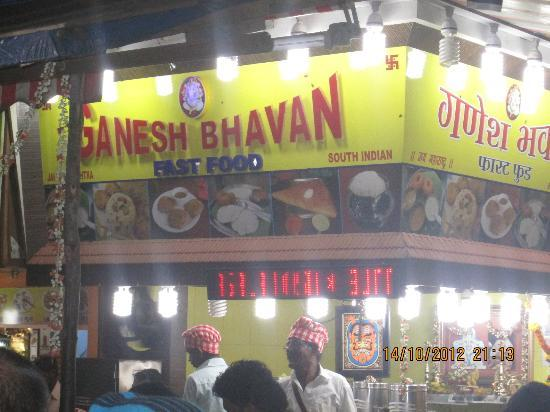 Juhu Beach: Famous for South Indian food