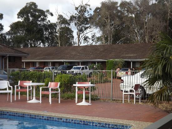 Island Palms Motor Inn: hotel