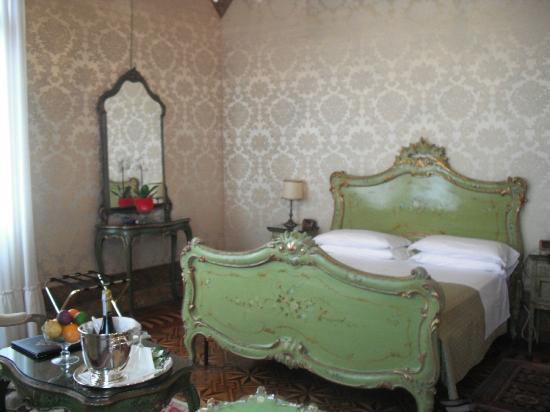 Hotel Palazzo Abadessa: Room 23