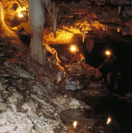 Grotte di CastelloTesino