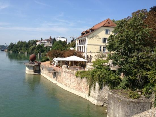 Rheinfelden, Almanya: Ristorante i fratelli