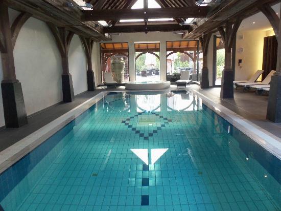 Hotel Le Parc : piscine