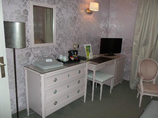 Hotel Le Parc : espace bureau