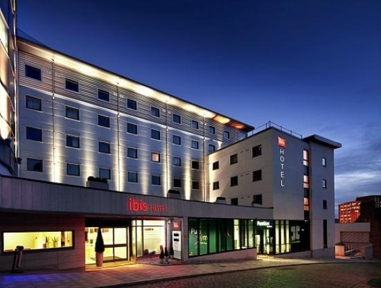 Ibis Aberdeen Centre hotel