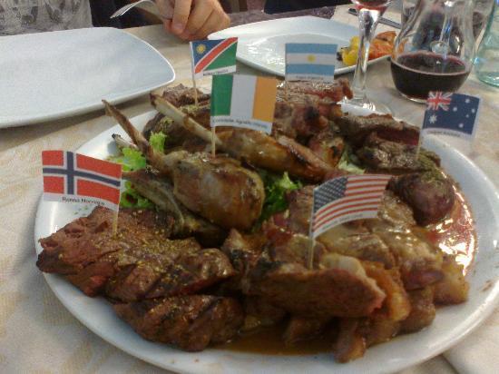 Carni dal mondo recensioni su trattoria del macellaio ponti sul