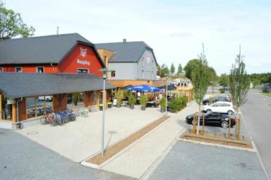 Camping & Bungalowpark Fuussekaul : Außenansicht Camping Fuussekaul