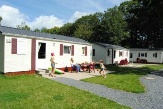 Camping & Bungalowpark Fuussekaul : Mobilheime