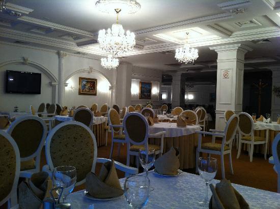 Bratislava Hotel: Restaurant